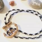 DIY : Le bracelet marin
