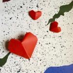 Des petits coeurs à faire soi-même pour fêter l'amour !