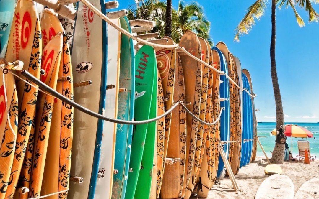 UPCYCLING : 10 idées pour recycler une planche de surf