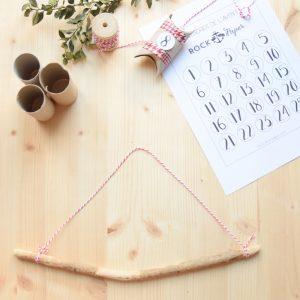 calendrier-de-l-avent-rouleau-de-papier-bois deco
