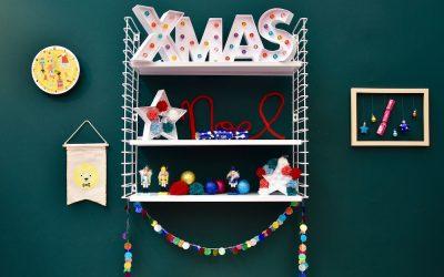 8 idées de décoration de Noël facile à faire