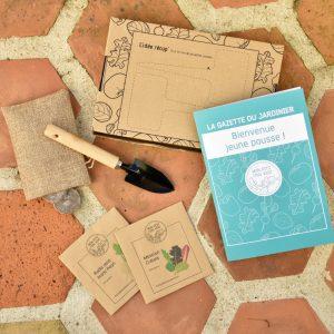 une box de jardinage eco-responsable
