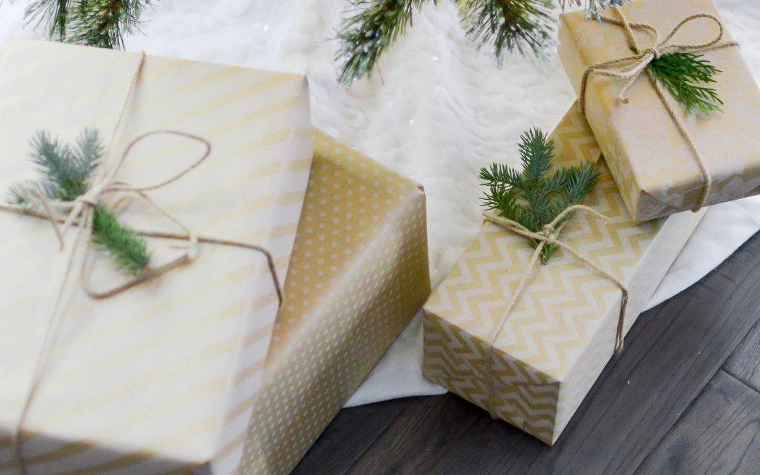 10 idées de cadeaux éco-responsables