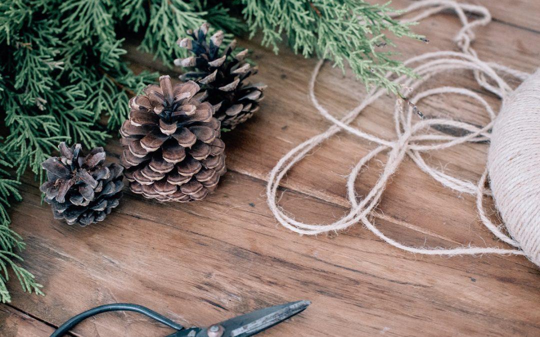 12 idées de décoration de Noël éco-responsables