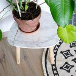 Comment relooker une table en bois très facilement ?