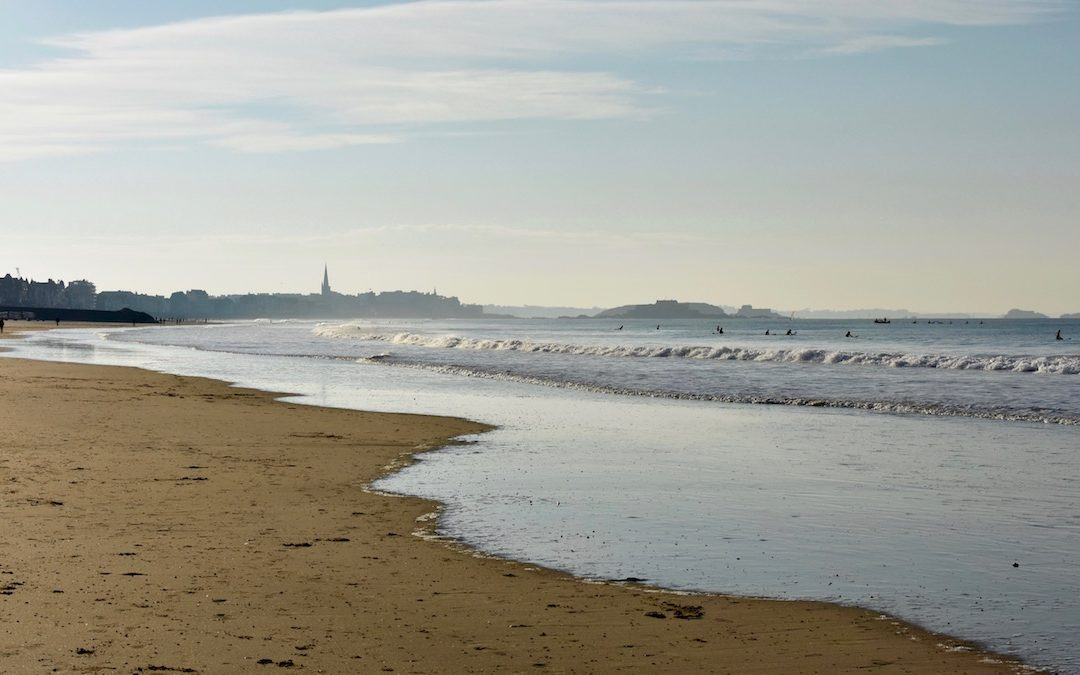 5 BONNES RAISONS D'ORGANISER UN WEEK-END A SAINT-MALO