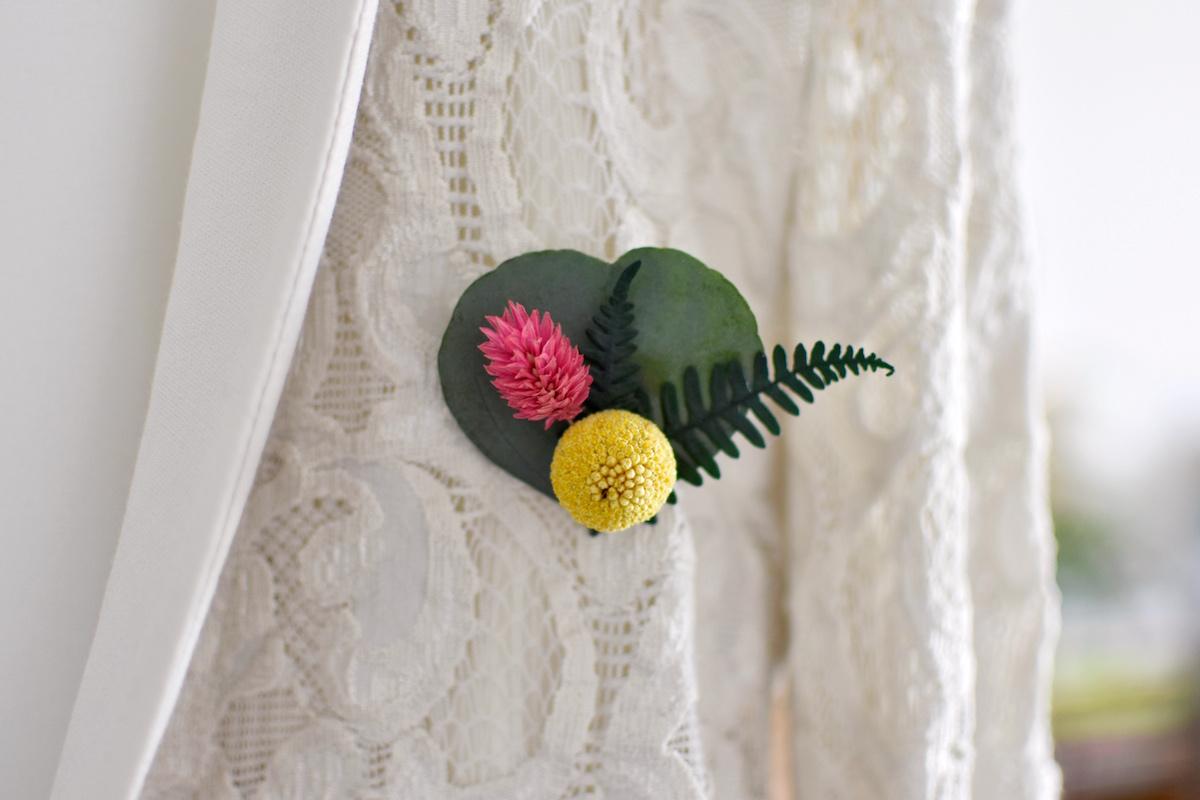 Comment Conserver Des Fleurs Séchées comment faire une broche avec des fleurs séchées ? - rock